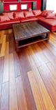 Living room floor Stock Images