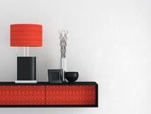 Living room furniture. Interior design. Stock Photo