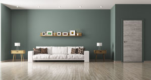Free Living Room Interior 3d Rendering Royalty Free Stock Images - 69772189