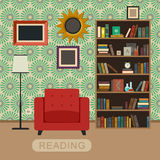 Living room interior. Stock Images