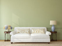 Living-room interior. Royalty Free Stock Images