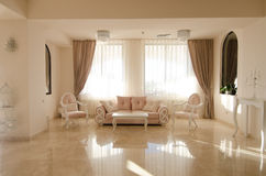 Living room interior Royalty Free Stock Photos