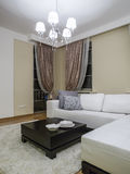 Living room interior. Design and decoration Stock Image