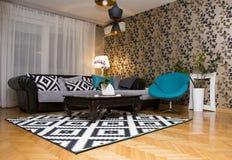 Living room interior design Royalty Free Stock Photo