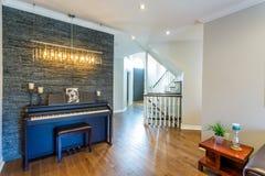 Living room interior design Stock Images