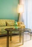 Living Room Interior Design. Stock Photos