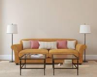Living-room interior. Stock Image