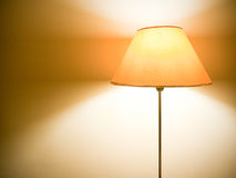 Living room lamp Royalty Free Stock Images