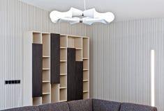 Living room lighting Stock Image