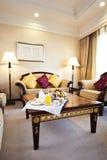 Living room of luxury hotel suite Stock Photo