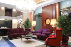 Free Living Room,modern Chinese Style Royalty Free Stock Photos - 10136018