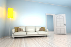 Living room Royalty Free Stock Photo