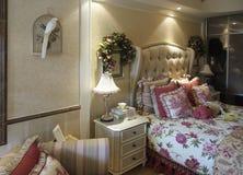 Living Room,Open House Stock Photos