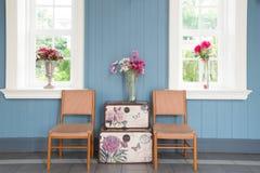 Living room series Stock Image