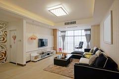 Living room sofa Stock Photography