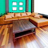 Living room square Royalty Free Stock Photos