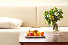 Living room still life Royalty Free Stock Photos