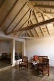 Living room, Trinidad, Cuba royalty free stock photo