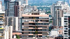 Living in Santiago de Chile Stock Images