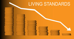 Living Standards Stock Photo