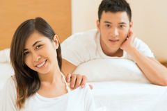 Living together Royalty Free Stock Photography