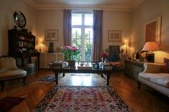 livingroom Arkivfoto