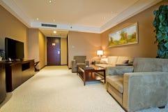 Livingroom Arkivbild