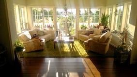 Livingroom Royaltyfria Foton