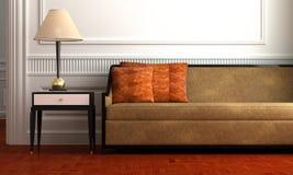 Livingroom corner Stock Photography