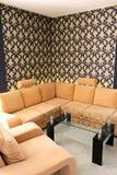Livingroom corner Stock Images