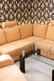 Livingroom corner Royalty Free Stock Image