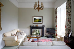 Livingroom interior Stock Photos