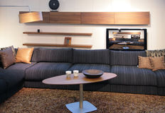 Livingroom interior Stock Image