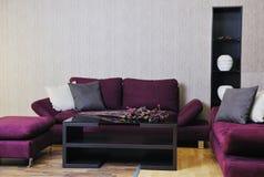 Livingroom sofa Stock Photos
