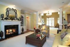 livingroomlyx Arkivbilder