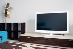 livingroomsikt Royaltyfria Foton