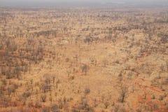 Livingstone miasteczko, zambiowie - Afryka Zdjęcia Stock