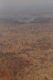 Livingstone miasteczko, zambiowie - Afryka Zdjęcie Stock