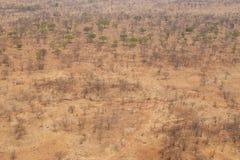 Livingstone miasteczko, zambiowie - Afryka Obraz Stock