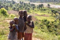 Livingstone and stanley burundi Stock Images