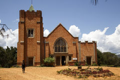 The Livingstonia Mission Church Royalty Free Stock Photos