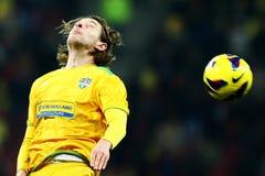 FC Steaua Bucharest - FC Vaslui Stock Photography