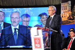 Liviu Dragnea royalty free stock images