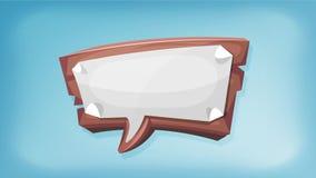 Livlig annonseringanförandebubbla