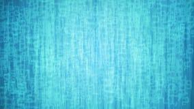 Livlig blå digital bakgrund stock video