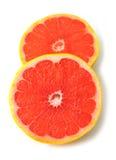 livlig grapefrukt Arkivbild