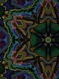 Livlig mång- färg Royaltyfri Foto