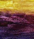 Livlig vattenfärgbakgrundstextur Arkivfoto