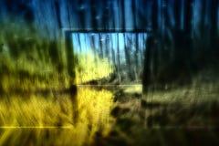 Livligt abstrakt begrepp Fotografering för Bildbyråer