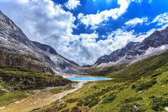 livligt landskap Fotografering för Bildbyråer